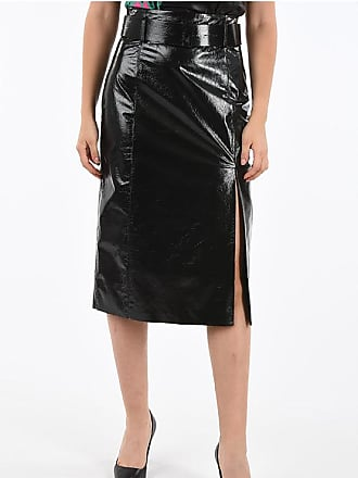 Drome Patent Leather Skirt with Skirt size Xs
