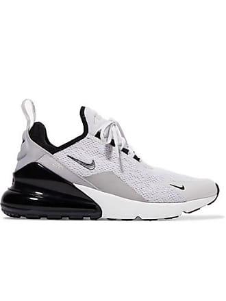 Nike Air Max 270 Mesh Sneakers - Light gray