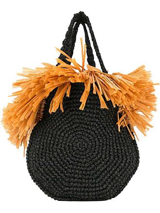 0711 Tulum beach bag - Black