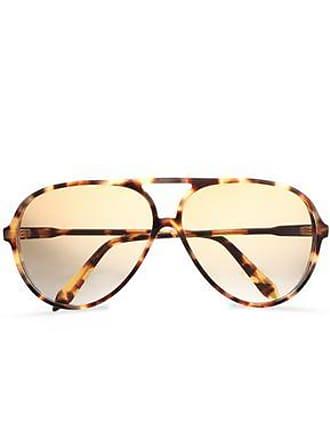 Victoria Beckham Victoria Beckham Woman Aviator-style Tortoiseshell Acetate Sunglasses Black Size