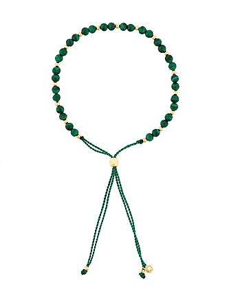 Astley Clarke Pulseira de contas - Verde