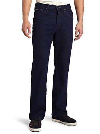 1a20624f Lee Lee Mens Regular Fit Bootcut Jean, Pepper Prewash, 42W x 30L
