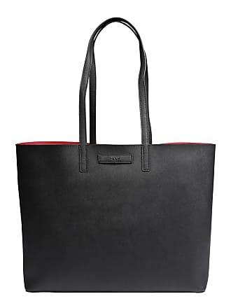 44144fe4e79 DKNY Shopper LARGE REVERSIBLE TOTES rood / zwart