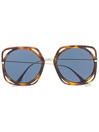 70d8d279dc8c Dior tortoiseshell sunglasses - Brown
