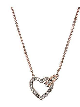 16d15299a9 Swarovski Lovely Necklace (Rose Gold Plating/White) Necklace