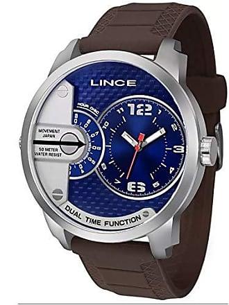 Lince Relógio Masculino Lince MRPH049S D2MX Marrom