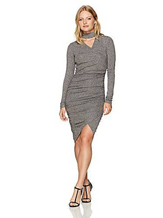 74d5a28880f6 Gray Wrap Dresses: 7 Products & at USD $33.47+   Stylight