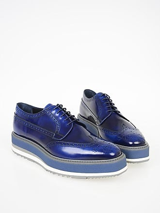 3a06ee90bdee Men s Prada® Lace-Up Shoes − Shop now up to −50%