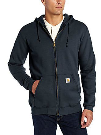 6b604033add0 Carhartt Work in Progress K122 Sweatshirt à capuche avec fermeture Éclair  avant