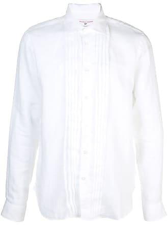 Orlebar Brown Camisa Hawker - Branco