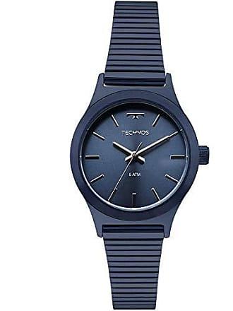 Technos Relógio Feminino Technos 2035MMI/4A - Azul