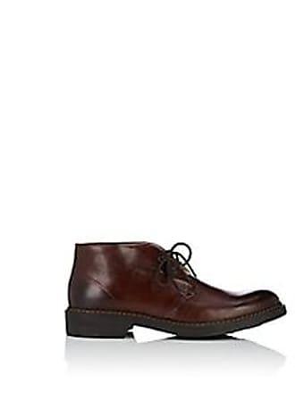 Barneys New York Mens Leather Chukka Boots - Brown Size 7 M