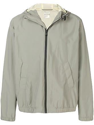 Zadig & Voltaire hooded zip-up jacket - Green