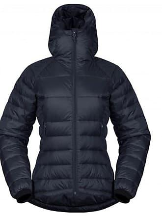 Bergans Slingsby Down Light Jacket With Hood Daunenjacken für Damen    schwarz e40aa6f417
