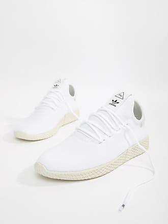 98fd66bac59 adidas Originals Zapatillas de deporte en blanco PW Tennis HU de adidas  Originals