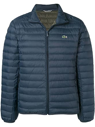 Lacoste ultra light padded jacket - Blue
