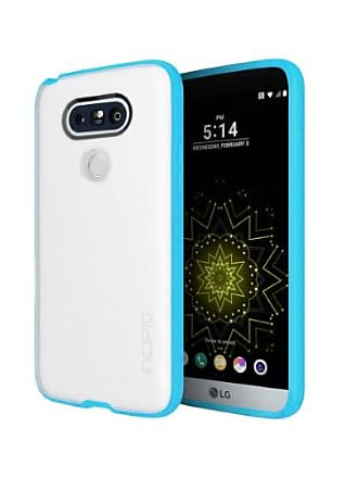 Incipio Octane Impact Case for LG G5 - Clear Ghost and Blue