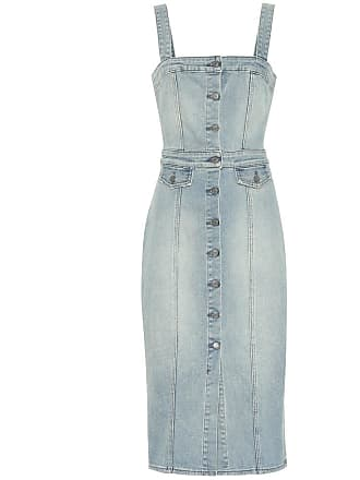 GRLFRND Petra denim dress