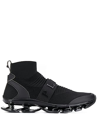 3d71a419038e60 Philipp Plein Original running sneakers - Black