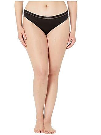 a46ebf7530e8 Commando Pure Pima Thong PCT101 (Black) Womens Underwear