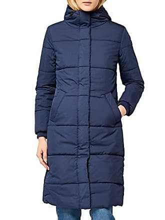 400402cfcd918 Brandit Sina Long, Manteau Femme, Blau (Blue 8), Small