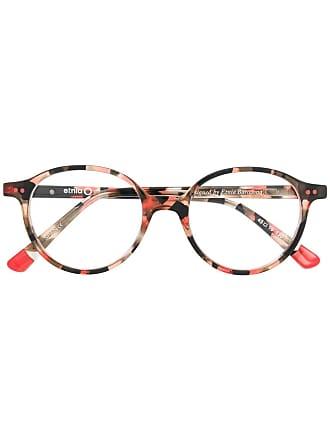 Etnia Barcelona round frame glasses - Preto