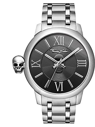 Thomas Sabo Thomas Sabo mens watch black WA0304-201-203-46 MM