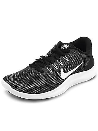 Nike Tênis Nike Flex 2018 RN Preto/Branco
