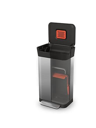 Joseph Joseph Compactador de Lixo 30l Prateado - Lifestyle