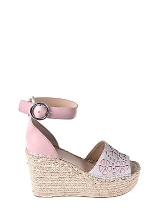 0fadb94c5c1 Guess FL6KAL SUE04 Wedge Sandals Women Pink 35