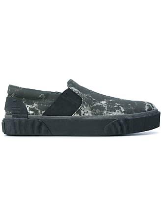 Lanvin Pull-On slip-on sneakers - Green