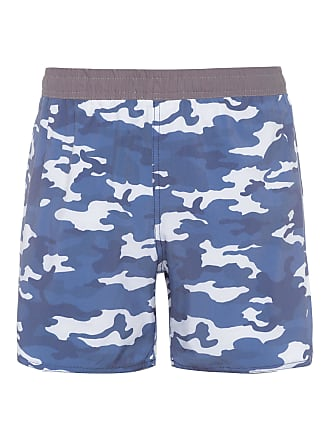 Replay SHORT MASCULINO CAMUFLADO - AZUL