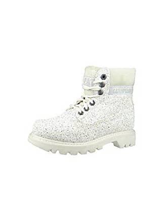 56ad0cbe8e144d CAT Cat Shoes Damen Stiefel Boots Colorado Iridescent White weiß Glitzer  36-41 (36