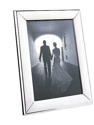 Georg Jensen Modern Large Picture Frame In Stainless Steel Mirror Finish By Georg Jensen