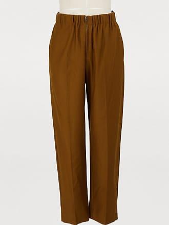 Forte_Forte Zipper pants