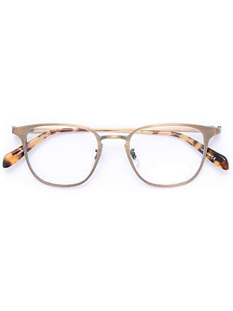 Oliver Peoples Óculos de grau Pressman - Metálico