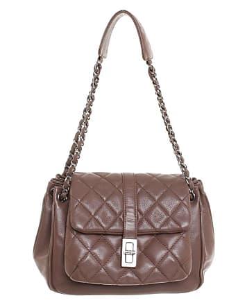f8b76d691ffed Chanel gebraucht - Handtasche aus Leder in Braun - Damen - Leder