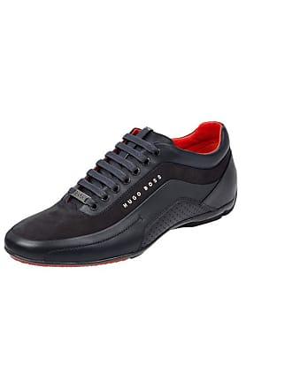 timeless design 2c090 82de6 HUGO BOSS Sneakers aus Leder