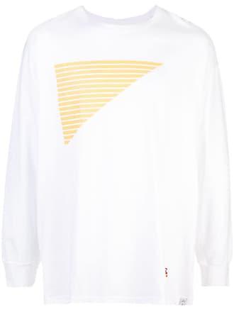 Facetasm Suéter com estampa - Branco
