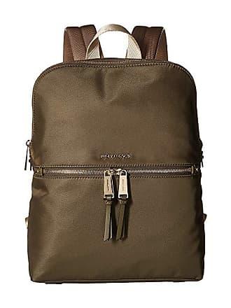 53b709afac87 Michael Kors Polly Medium Slim Zip Backpack (Olive) Backpack Bags. -30%