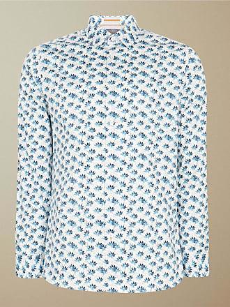 Ted Baker Hemd Aus Baumwolle Mit Blumenprint