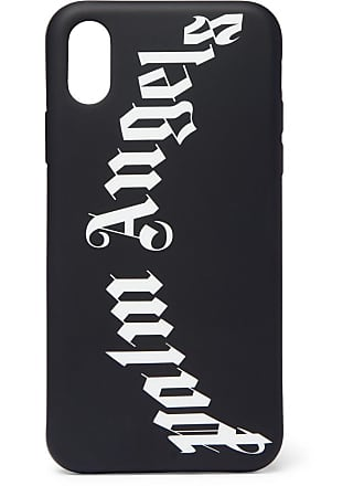 Palm Angels Logo-print Iphone X Case - Black