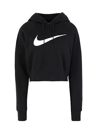 efc0064737f Nike SWOOSH HOODIE CROP FRENCH TERRY - CAMISETAS Y TOPS - Sudaderas