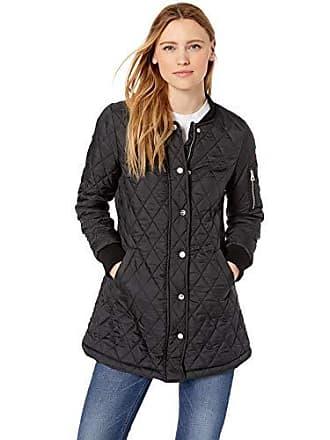 Urban Republic Womens Barn Jacket, Black, L