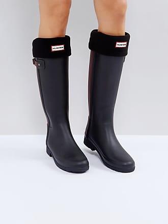 7a12ce60602 Hunter Calcetines negros para botas altas Original de Hunter