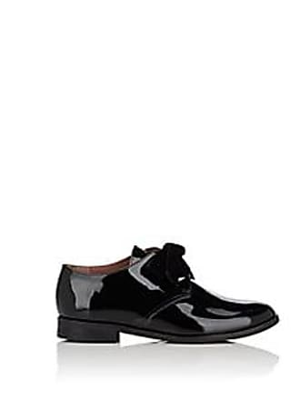 3029abb9069a Barneys New York Womens Patent Leather Oxfords - Black Size 6