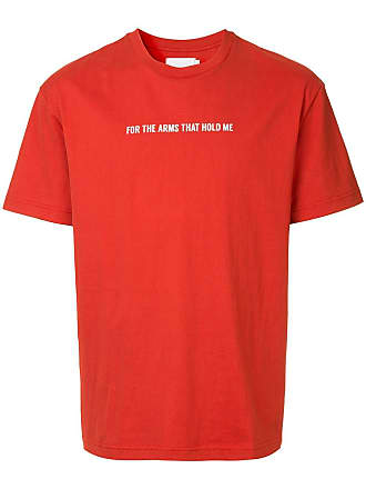 Off Duty Camiseta For The Arms That Hold Me - Vermelho