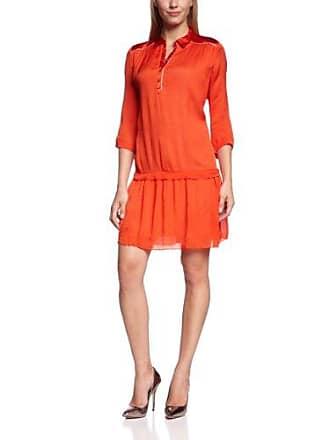 277e470c17406 Kookai Kookai - Robe Chemisier - Femme - Rouge (Coquelicot) - 36