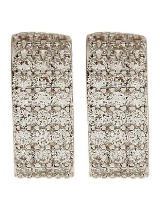 Nordstrom Rack Pave CZ Huggie Earrings