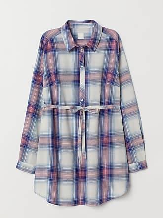 H&M MAMA Cotton Tunic - Pink